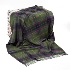 Irish 100% Lambswool Throw (613)
