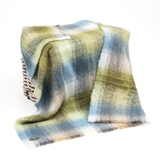 Irish Mohair Wool Throw (510)