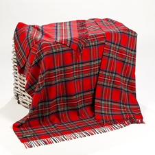 Irish 100% Lambswool Throw (644)