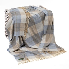 Irish 100% Lambswool Throw (616)