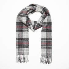 Irish 100% Lambswool Scarf (1982)