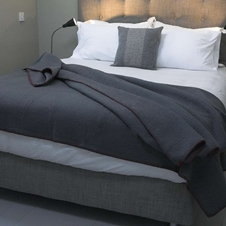 100% Wool Blankets by Cushendale Wollen Mill