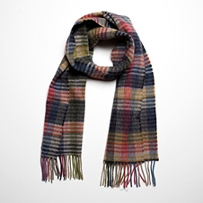 Irish 100% Lambswool Scarf (571)