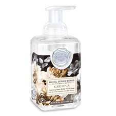 Gardenia Foaming Hand Soap
