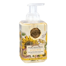 Sunflower Foaming Hand Soap