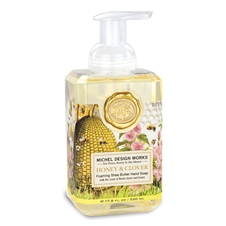 Honey and Clover Foaming Hand Soap