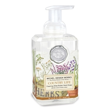 Country Life Cotton Foaming Hand Soap